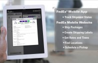 FedEx Mobile App: How To