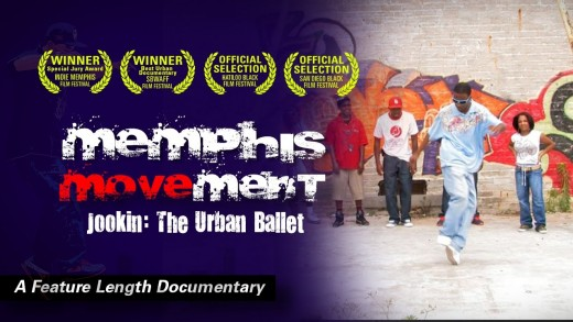 Memphis Movement – Jookin: The Urban Ballet *FULL FILM*