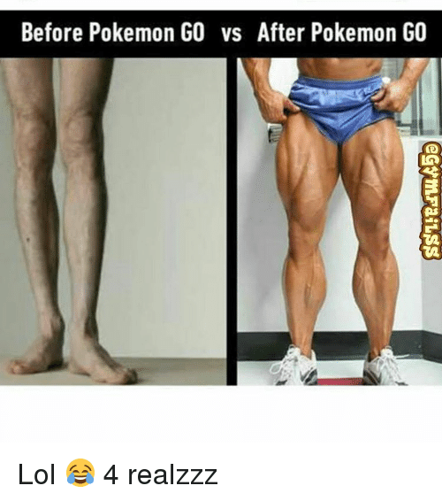 before-pokemon-go-vs-after-pokemon-go-lol-😂-4-3050291