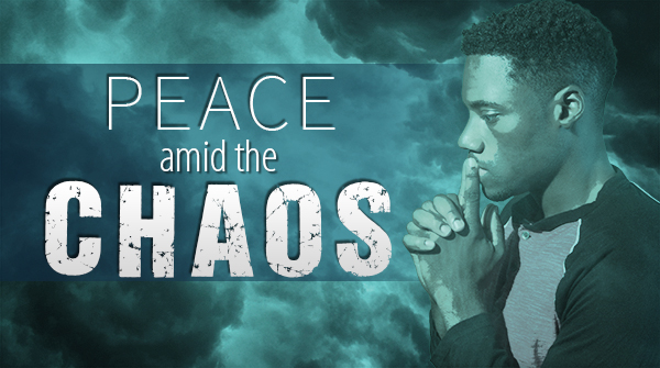 peace amid the chaos-Blog