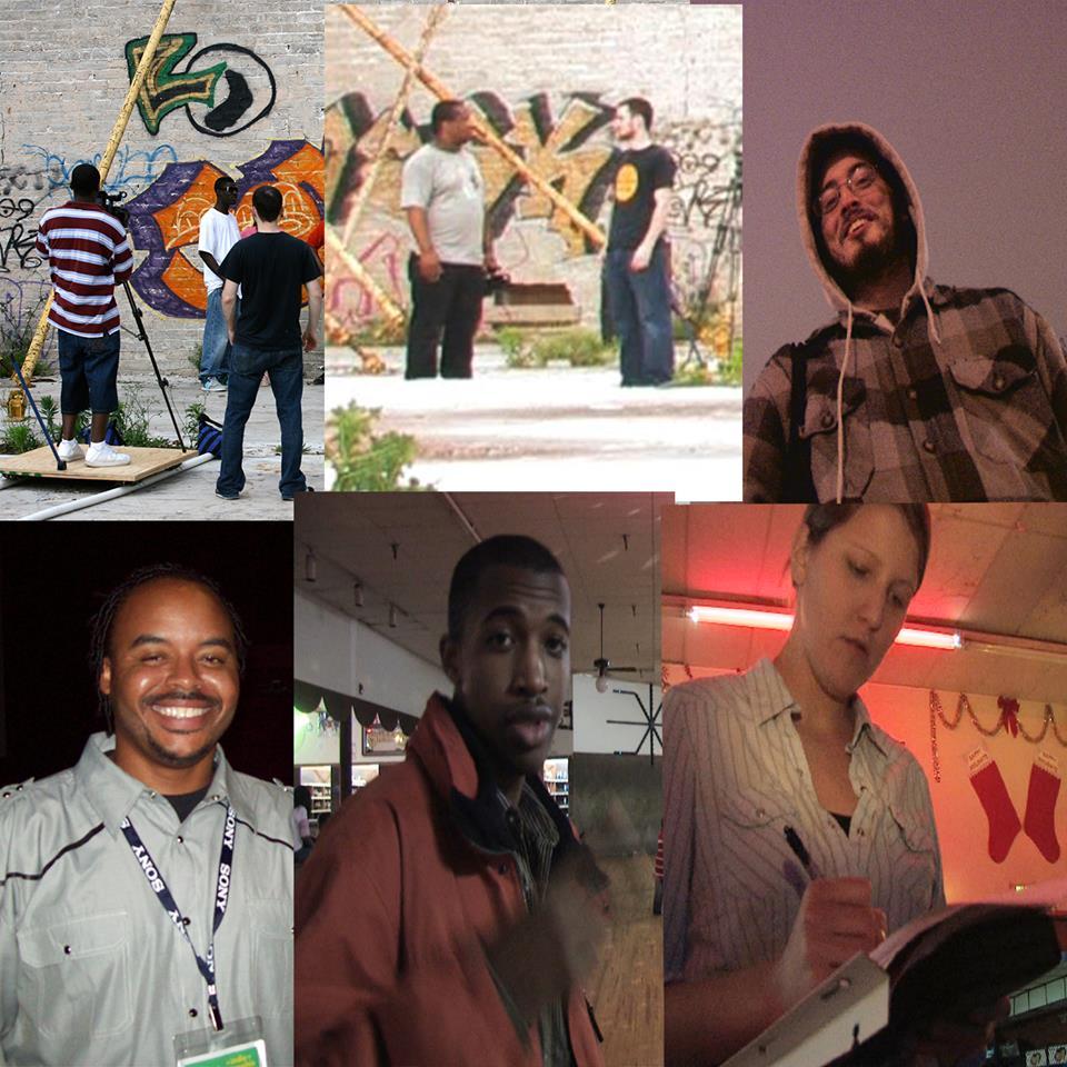 Memphis Movement crew
