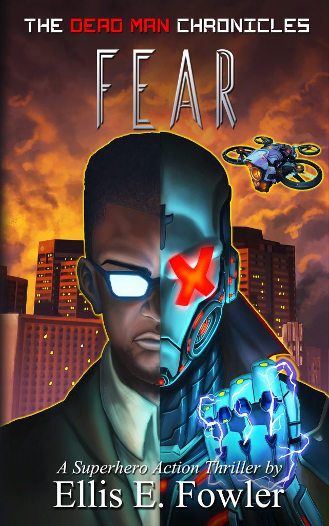TDMC: Fear front cover