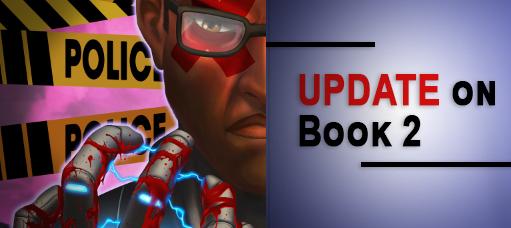 TDMC: RIFT –  Book 2 Update!