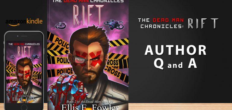 TDMC: RIFT – Author Q & A