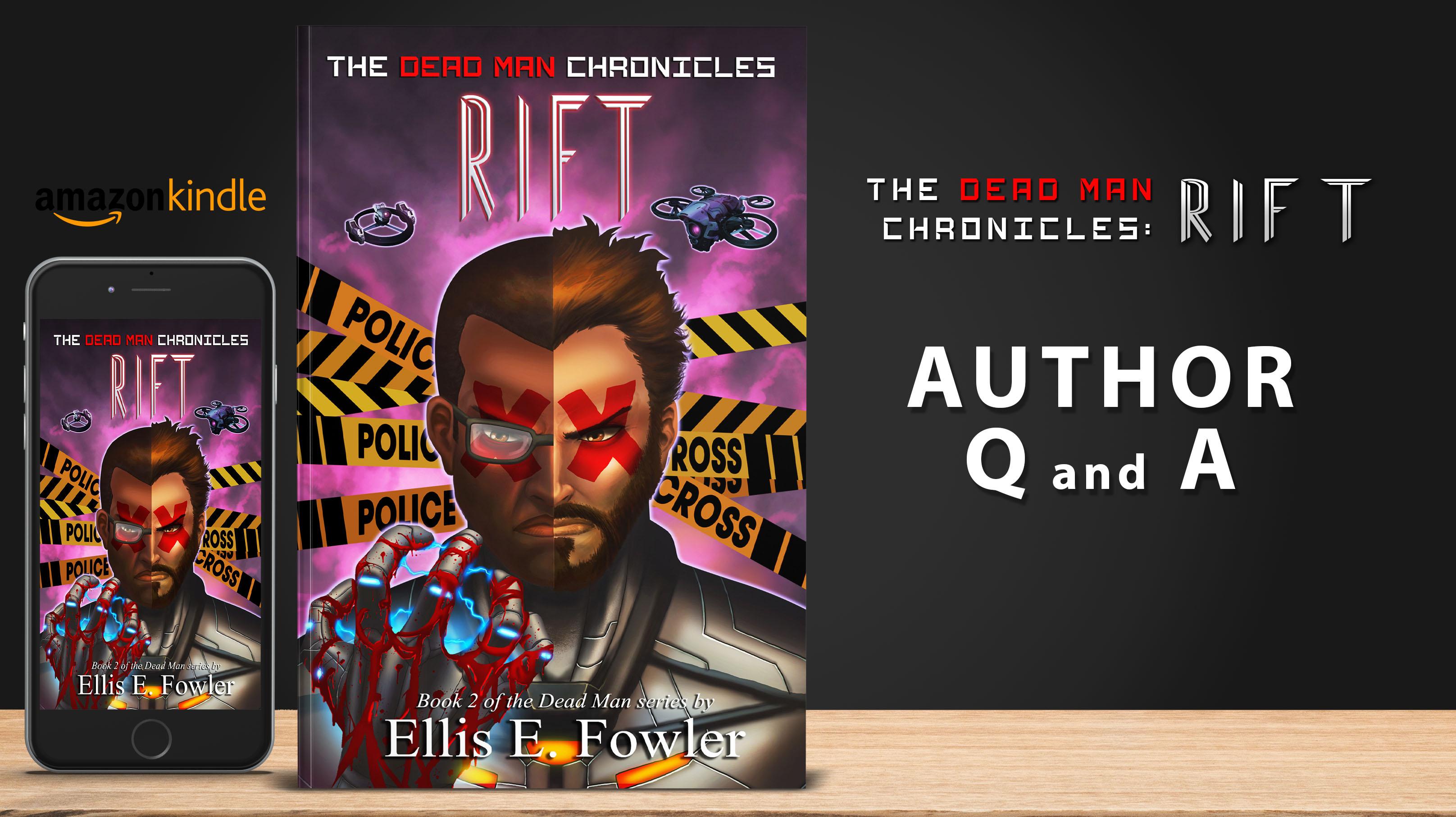The dead Man chronicles rift