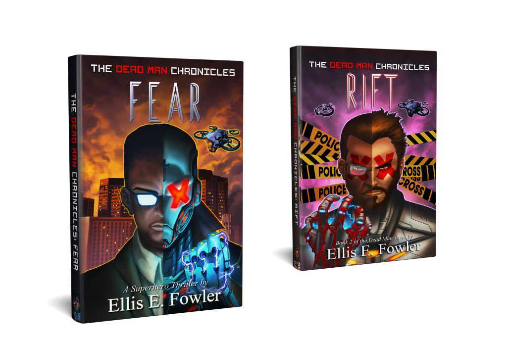 The Dead Man Chronicles series